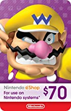 $70 Nintendo eShop Gift Card [Digital Code] photo