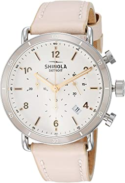 Shinola Detroit The Canfield Sport Chronograph 40mm - 20089883