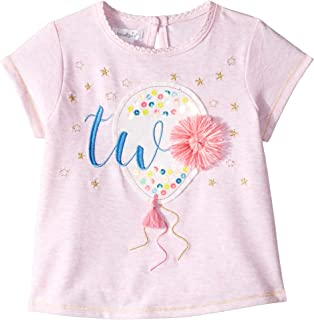 Womens Two Birthday Tee (Toddler)