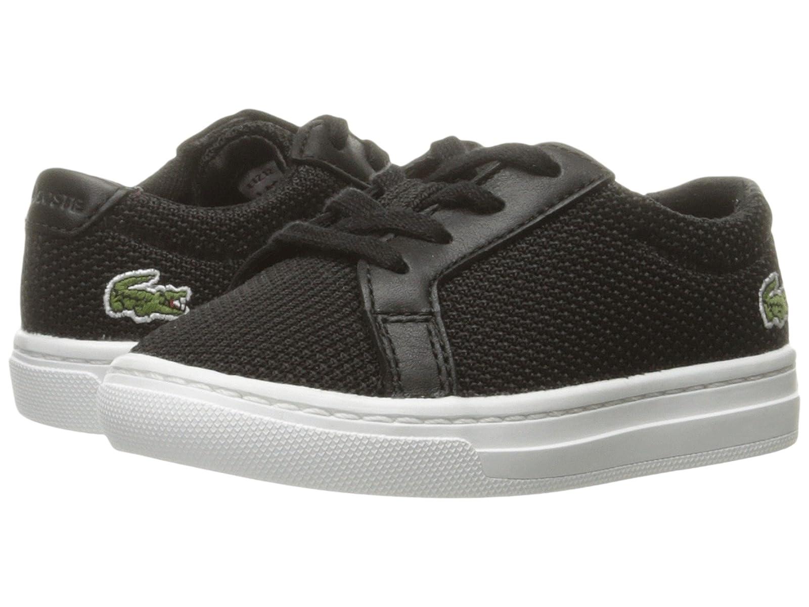 Lacoste Kids L.12.12 (Toddler/Little Kid)Atmospheric grades have affordable shoes