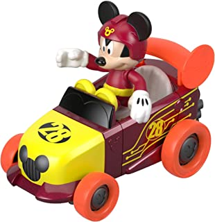 Fisher-Price Disney Mickey & the Roadster Racers, 2-in-1 Supercharged Mickey
