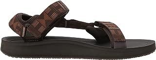Teva Original Universal Premier Sandal - Men's Hiking Beach Break/Brown, 11