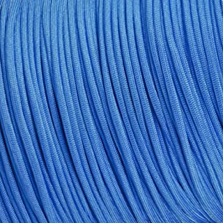 Paracord 7 Strand 550lb - Tested 100 Foot - 45 Colors and Many Uses - USA Made