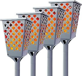 Best 2pc solar flame light Reviews