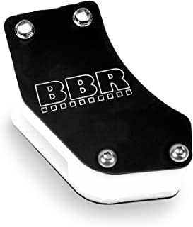 BBR Motorsports Black Chain Guide Block 340-HXR-1011