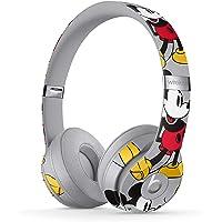 Beats Solo3 Over-Ear Wireless Bluetooth Headphones Mickey's 90th Anniversary Edition (Gray)