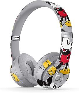 Beats Solo3 Wireless On-Ear Headphones - Apple W1 Headphone Chip, Class 1 Bluetooth, 40 Hours Of Listening Time - Mickey's...