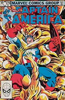 Captain America (1st Series) #276 VF/NM ; Marvel comic book