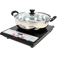 Deals on Tayama SM15-16A3 Induction Cooker with Cooking Pot