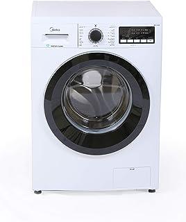 Midea 10 Kg 1400 RPM Front Load Washing Machine, White - MFG100B, 1 Year Warranty