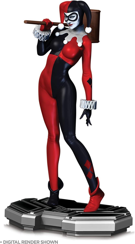 DC Comics Icons Harley Quinn Statue