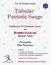 Tubular Patriotic Songs (With CD).