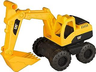 Toy State Caterpillar CAT Tough Tracks Construction Crew Excavator Vehicle