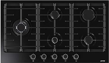 Gorenje Gas Heater Hob 5 Burners, Black, GTW961UB