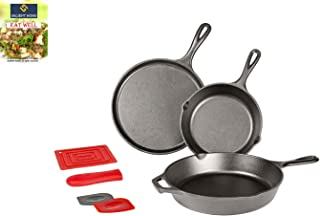 Best cooks essential cast iron cookware Reviews