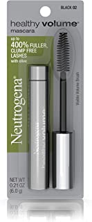 Neutrogena Cosmetics Healthy Volume Mascara - Black (02)