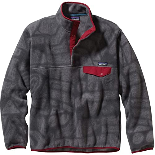 Patagonia Synchilla Snap-T Pullover - Mens