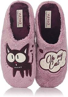647c6ccec Amazon.es: vulladi - Zapatillas de estar por casa / Zapatos para ...