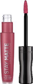 Rimmel London, Stay Matte Liquid Lip Colour, 210 Rose & Shine, 5.5 ml - 0.18 fl oz