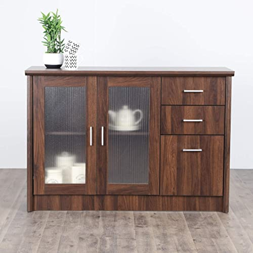 Home Centre Lewis Sideboard Walnut 47 16 32 Inches