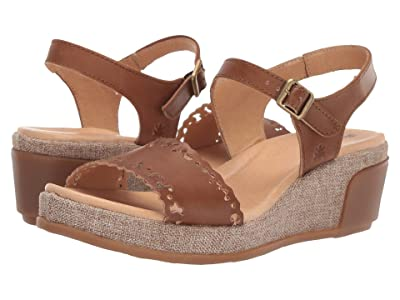 El Naturalista Leaves N5026 (Caramel) Women