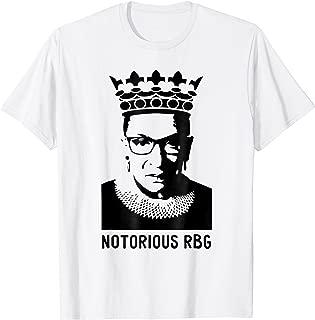 Notorious RBG Shirt - Funny Ruth Bader Ginsberg T-shirt