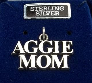 aggie mom charm