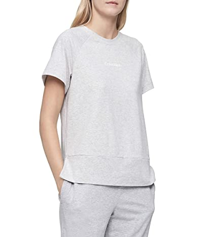 Calvin Klein Reconsidered Comfort Short Sleeve Lounge Crew Neck T-Shirt