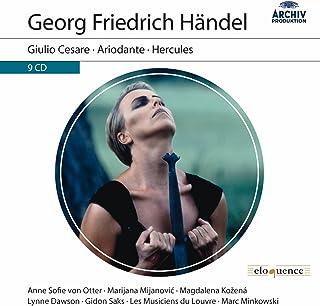 Eloq: Handel (Giulio Cesare/Ariodante/Hercules)