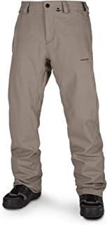 Volcom Men's Big Freakin Relaxed Fit Chino Style Snow Tall Pant