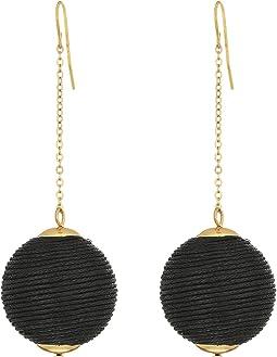 SHASHI - Chain Drop Earrings