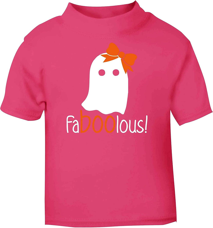 Flox Creative Baby T-Shirt Faboolous Ghost Black Newborn