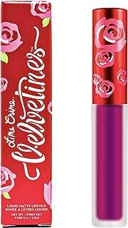Lime Crime Metallic Velvetines Liquid Matte Lipstick, Passionfruit - Metallic Fuchsia - French Vanilla Scent - Long-Lastin...