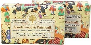 Wavertree & London SandalWood Patchouli (2 Bars)