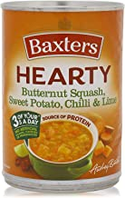 Baxters Hearty Butternut Squash & Potato with Chili & Lime Soup - 400 gm
