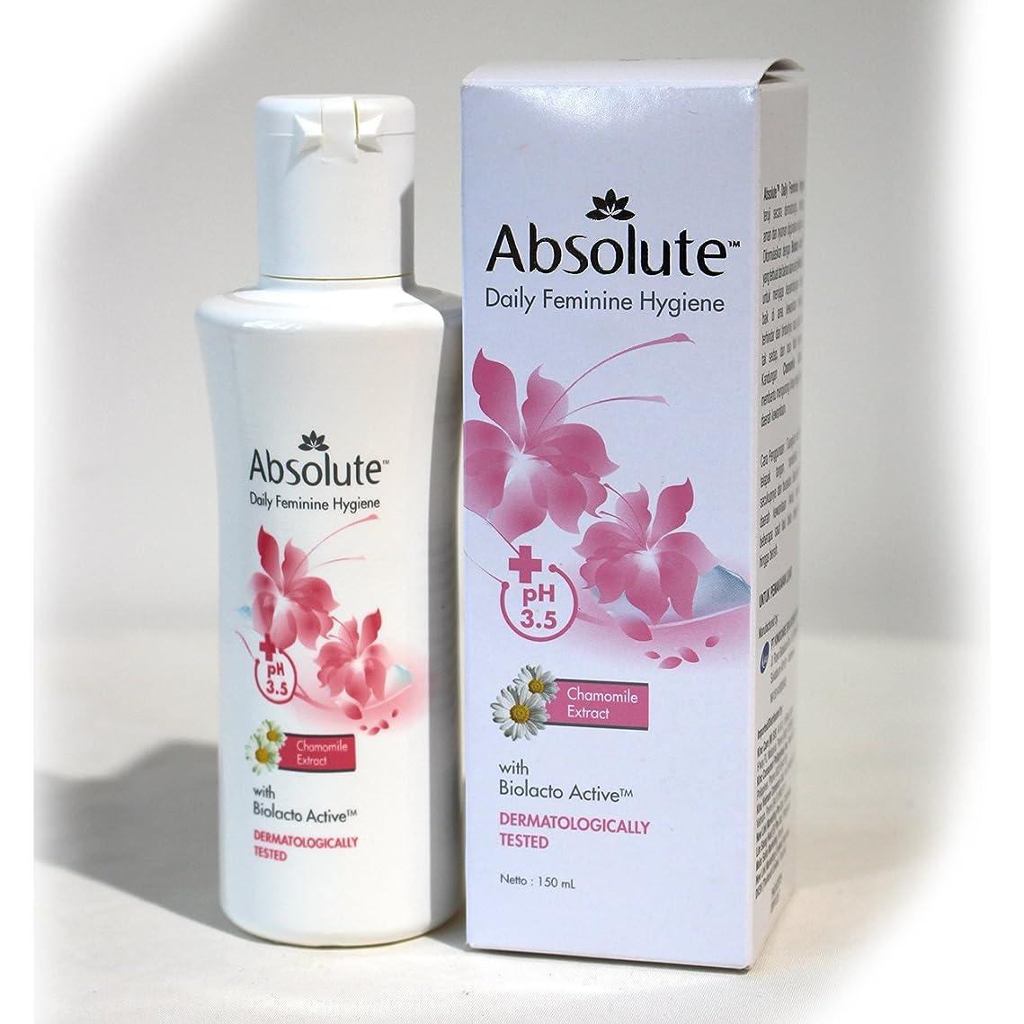 意図的側面初期Absolute(アブソリュート)女性用液体ソープ 150ml [並行輸入品][海外直送品]