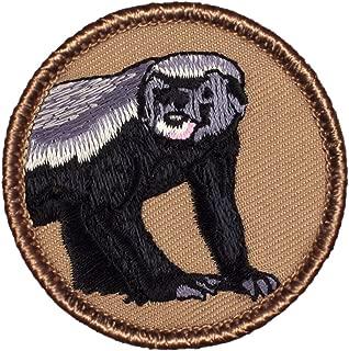 Honeybadger Patrol Patch - 2