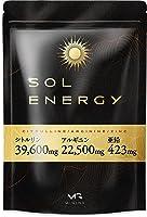 ソルエナジー 米国産シトルリン アルギニン 亜鉛 マカ 65,754mg 全16成分 サプリ 180粒 30日分
