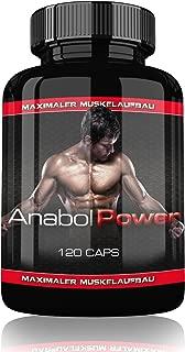 Anabol Power - 120 cápsulas - El reemplazo de esteroides / anabólicos