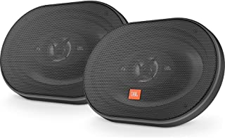 """JBL Stage 9603 420W Max (140W RMS) 6"""" x 9"""" 4 ohms Stage Series 3-Way Coaxial Car Audio Speakers photo"""