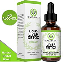 homeopathic liver detox