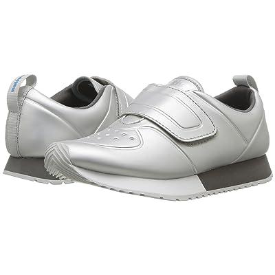 Native Kids Shoes Cornell HL Metallic (Little Kid) (Silver Metallic/Shell White/Dublin Grey/Mist Rubber) Girls Shoes