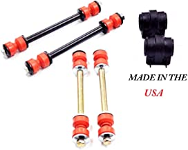 6PC MADE IN USA SWAY BAR LINKS + BUSHINGS FOR FORD EXPLORER MERCURY MOUNTAINEER 06-10