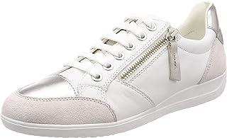 Geox D Myria B, Zapatillas para Mujer