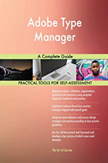 Adobe Type Manager: A Complete Guide