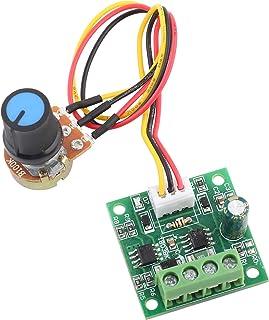 DC PWM Controller 1.8V 3V 5V 6V 12V 2A DC Niederspannungs Motor Controller Board ohne Potentiometer Switch 1803BW