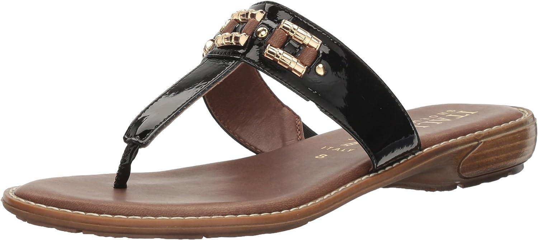 Italian shoesmakers Womens Tribe Flat Sandal