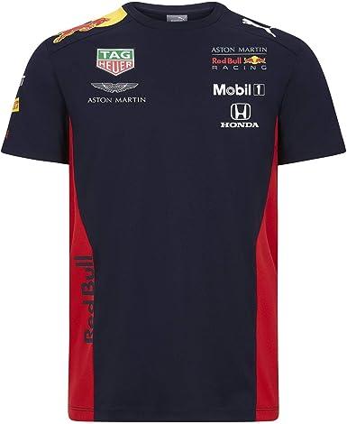 Official Formula one - Red Bull Racing 2020 F1™ - Camiseta de equipo para niño - Size:116