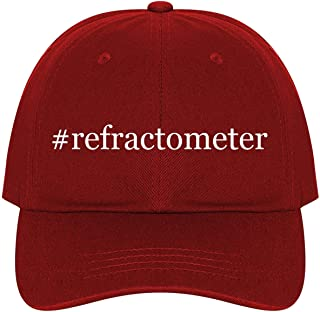 The Town Butler #Refractometer - A Nice Comfortable Adjustable Hashtag Dad Hat Cap