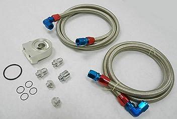 OBX Throttle Body Spacer Fits 00-02 DODGE DURANGO 4.7L V8 NEW